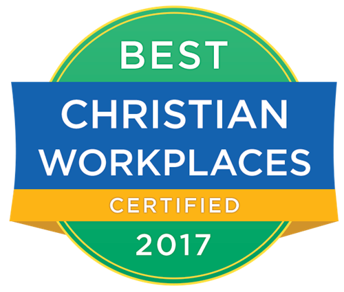 Best Christian Workplaces Certified