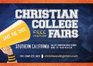 Spring Christian College Fair